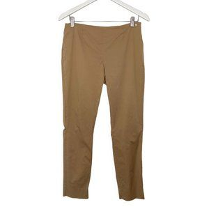 Escada Sport Tarah Cotton Natural Tan Pants